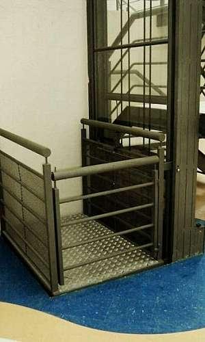 Elevador de acessibilidade