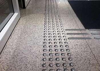 Empresa de piso tátil