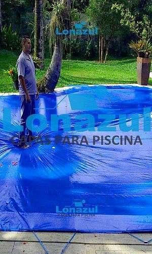 Fábrica de capas para piscina