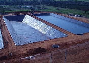 Indústria de geocomposto bentonítico
