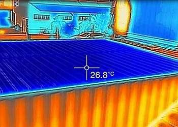 Isolante térmico para alta temperatura sp