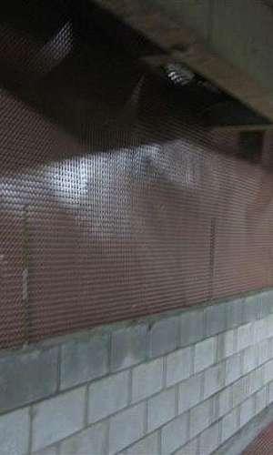 Isostud cortina drenante e impermeável