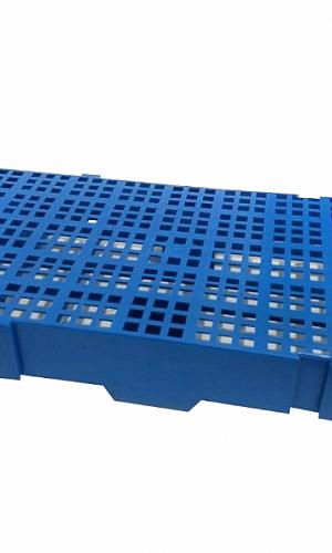 Pallets de Plástico para Câmara Fria