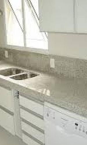 Pia de granito para cozinha
