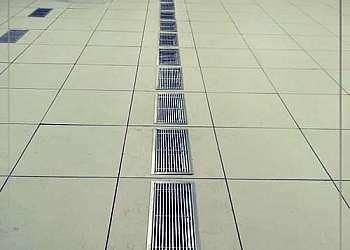 Colocadores de piso táctil