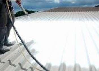 Revestimento térmico telhado