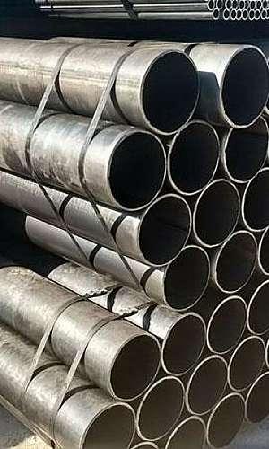 Tubo de aço carbono