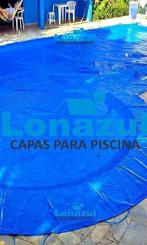 Venda de capas para piscinas